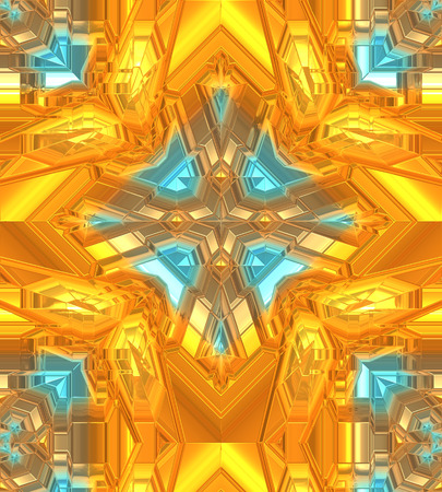 Backgrounds, Unique Orange and Gold. 3 dimensional depth.