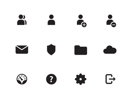 Account icons