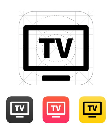 flatscreen: Flatscreen TV icon