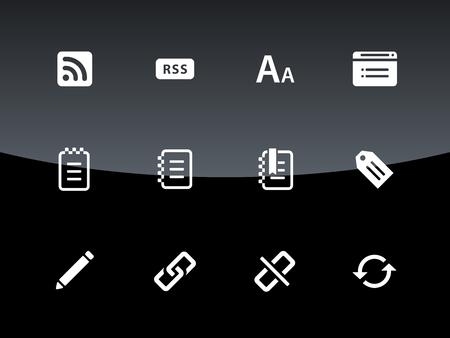 broken link: Blogger iconos ilustraci�n.