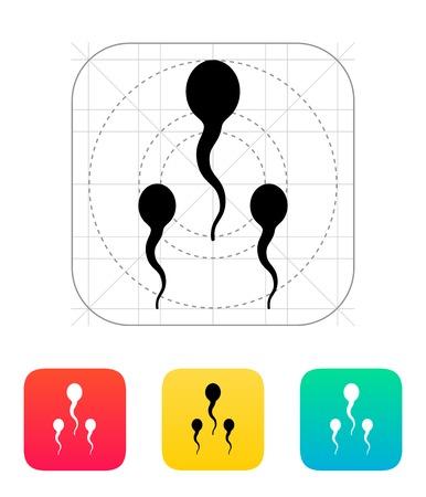 spunk: Spermatozoids icon