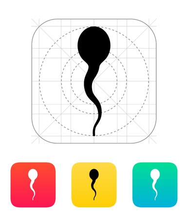 conjugation: Spermatozoid icon