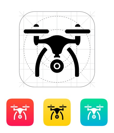 Copter with camera icon.