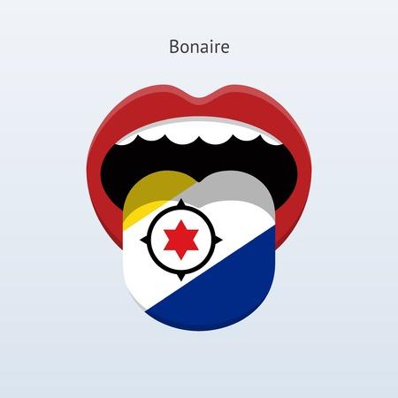 linguist: Idioma Bonaire. Lengua humana abstracta.