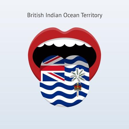 linguist: British idioma Territorio Oc�ano �ndico.