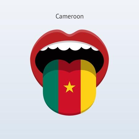 linguist: Cameroon language. Abstract human tongue.