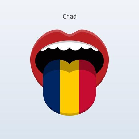 linguist: Chad language. Abstract human tongue.