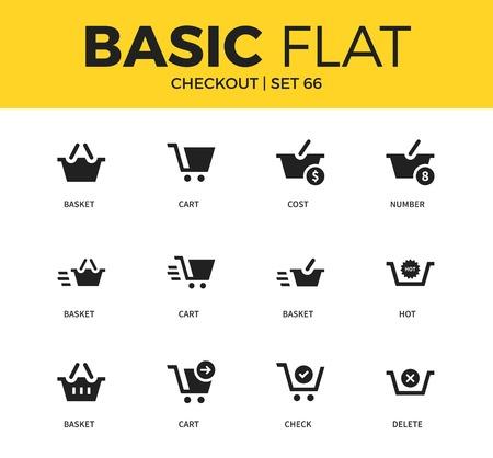 checkout: Basic set of checkout icons