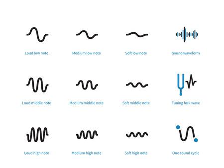 音の種類は、白い背景のダブルトーン アイコンを入れ直します。