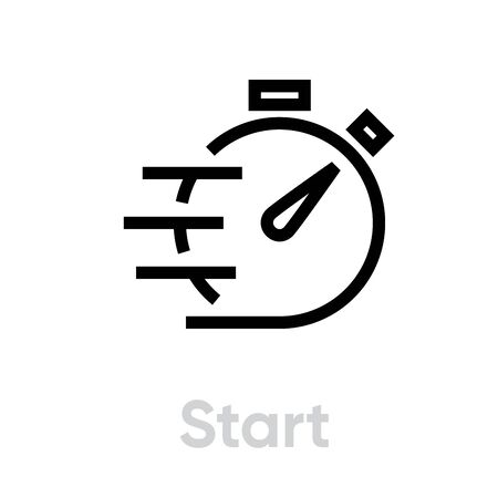 Start Stopwatch Fast Timer icon