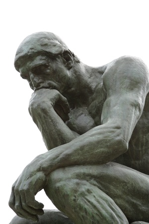 Rodin Skulpturen Der Denker