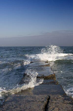 sea wave Stock Photo - 16649978