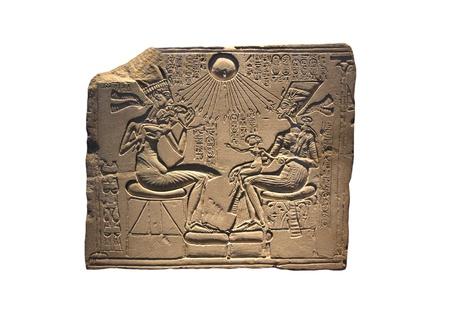 queen nefertiti: Akhenaten, Nefertiti
