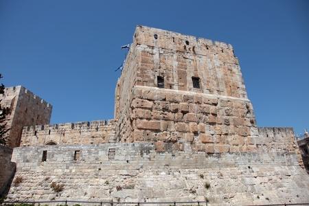 jewish quarter: Old Jewish quarter in Jerusalem