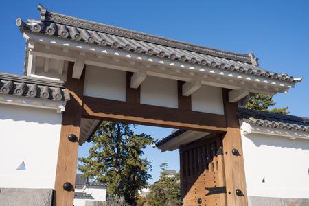 odawara: Odawara Castle Umadashimon gate