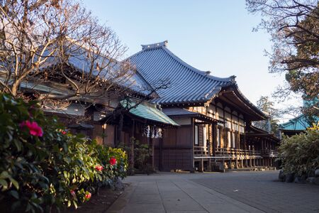 goodluck: Horinouchi Myoho-ji Temple Editorial