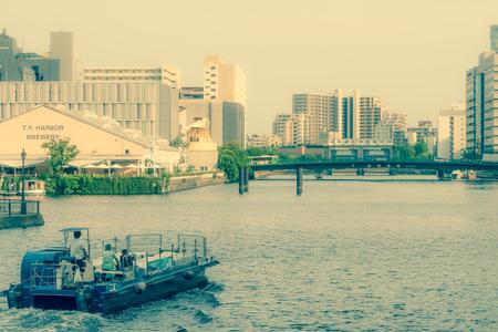 riverside county: Tennozu waterfront