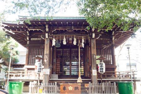 Sakuragi Shrine 報道画像