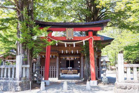 sengen: Shibokusa Sengen shrine