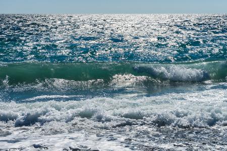 ocean and sea: Suruga Gulf shore