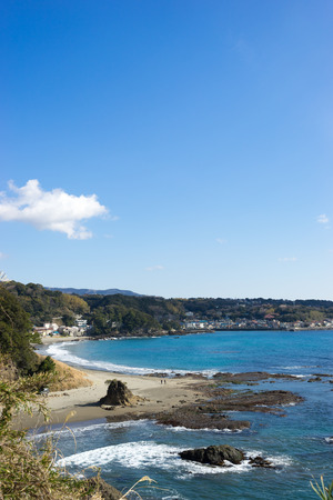 shore: imaihama-Kaigan shore
