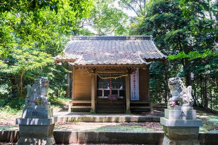 mound: Sengen Shrine of the Sengen old burial mound