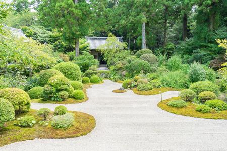 el jardín japonés de Ryotanji