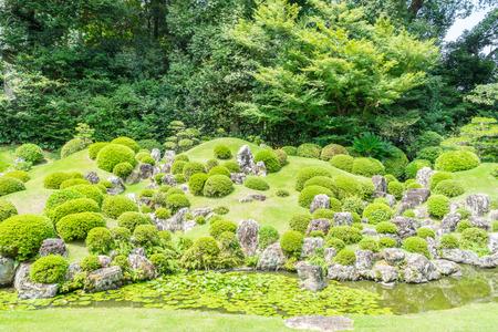sabi: Japanese garden of Ryotanji