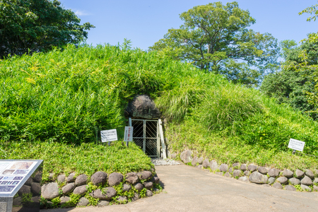 sengen: Shizuhatayama Tomb