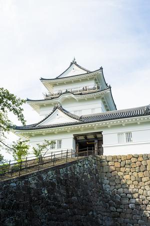 designated: Odawara Castle Editorial
