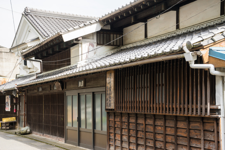 yui: Emperor Meiji rest station trace  Former Tokaido