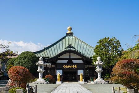 Nipponzan Myoshoji Fuji Dojo