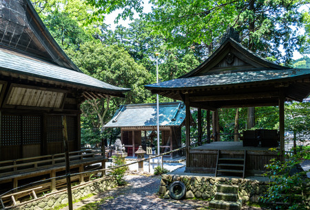 shinto: Kusanagi Shrine precincts