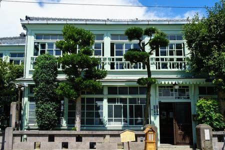Old Japanese Western style house