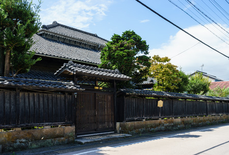 Old Japanese building 報道画像