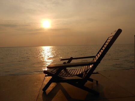 eventide: Sunset Stock Photo