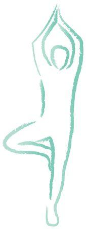 Human Abstract Figure