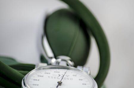 sphygmomanometer Stock Photo - 17360123
