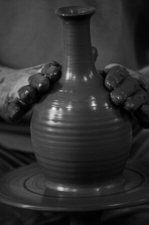 ollas de barro: Las ollas de barro