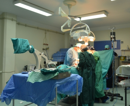 hematoma: Neurosurgical Operation