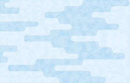 Background material with a haze pattern