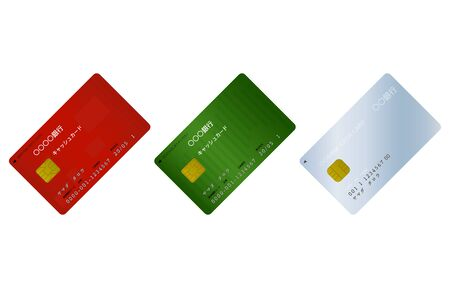 Illustration of bank cash cardTranslation: Please put in the direction of the arrow, cash card, Taro Yamada, financial institution code, store number, account number, date of issue