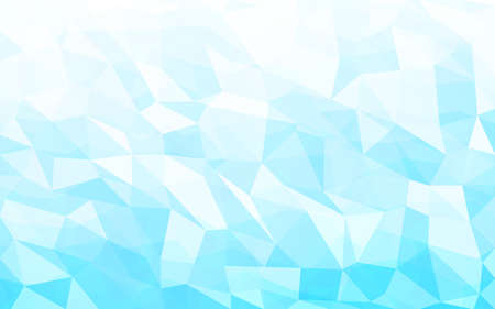 Polygon and gradient background material