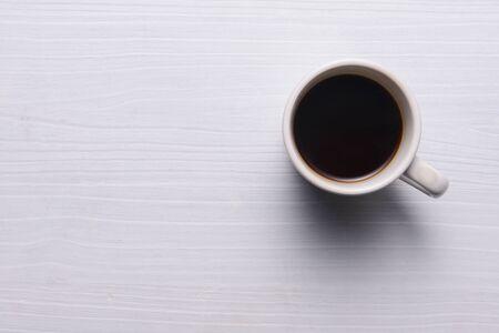 Hot Coffee Bird's Eye View
