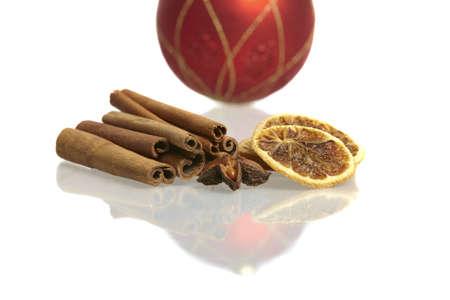 christmas scent: Aroma de Navidad Foto de archivo