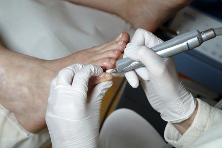 PROFESSIONAL MAKING MACHINE PEDICURE IN CABINET