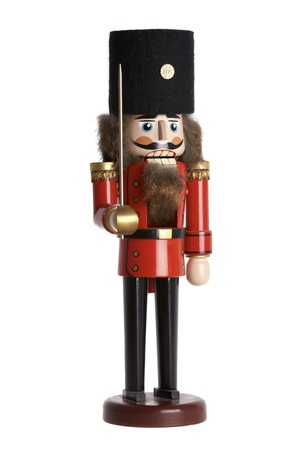 Traditional nutcracker Stock Photo