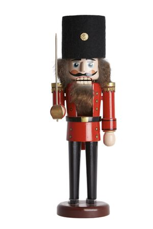 Traditional nutcracker Stock Photo - 12125362
