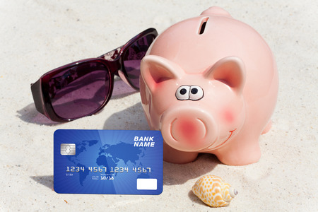 On vacation pay by credit card without cash