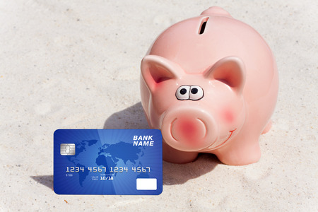 holiday budget: On vacation pay by credit card without cash